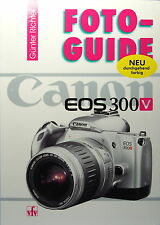 Canon EOS 300V Buch Richter book livre libro - (81854)