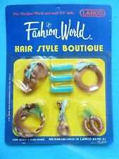 VINTAGE BARBIE HAIR STYLE BOUTIQUE BY LARCO NRFB NFRP 1979 1