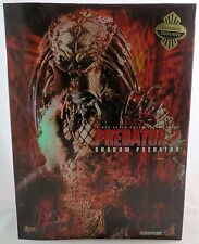 Sideshow Exclusive Hot Toys Predator 2 Shadow Predator Complete with Box