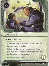 Android netrunner LCG - 1x Space Camp #010 - Order and Chaos
