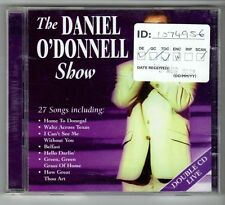 (GY70) The Daniel O'Donnell Show, Live - 2002 double CD