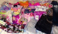 Girls Toddler Clothing, Summer, Spring 42+ Lot, Sizes 4T 5T, Brands - Many new