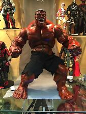 Incredible Hulk Red Hulk Custom Marvel Legends Action Figure