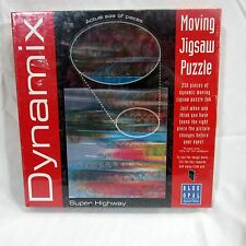 Dynamix Blue Opal Special Edition Super Highway 250 Piece Moving Jigsaw Puzzle