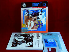 PC DOS: Blue Max: Aces of the Great War -  Artech 1990