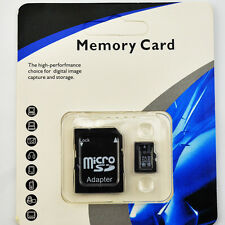 Hot~~32GB Micro ds Card TF Flash Memory Microds MicrodsHC Class 10 Free Adapter