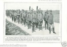 Anti-Aircraft Machine-Gun Front Italy / Berlin Germany WWI 14 18 PLANCHE 1916