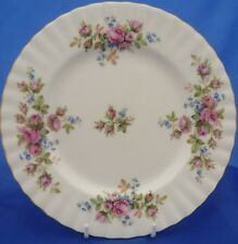 "A ROYAL ALBERT 'MOSS ROSE' 8"" SALAD PLATE"