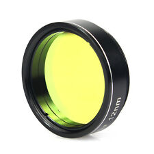 New 1.25'' H-Alpha Narrow Band Filter 12nm for Telescope CCD Photography+Track