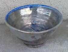 Coupe céramique irisée signé MASSIER VALLAURIS  bol bowl