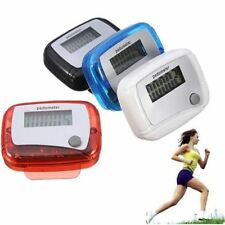 1Pc Unisex Portable Clip On LCD Digital Running Step Pedometer Tools Fashion New
