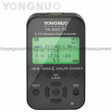 Yongnuo YN-622C-TX Wireless TTL Flash Controller for Canon 20D 7DII 5DII 5DIII