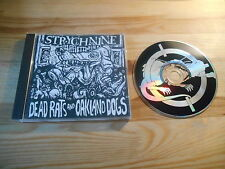 CD Punk Strychnine - Dead Rats And Oakland Dogs (17 Song) EAST BAY MENACE