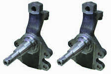 "GM Spindles Drop 2"" Chevelle Camaro Nova A F X Body Disc Brake Spindle"