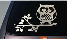owl sticker decal car window vinyl