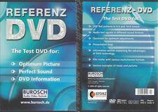 Referenz DVD - Die Test-DVD -engl.-