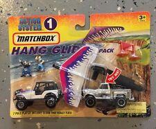 Vintage 1996 Matchbox Action Series 1 Hang Glider Pack - NEW IN PACKAGING