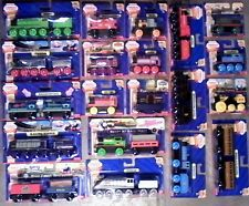 All new Thomas Train & Friends Wooden Railway 20 single & double sets! 31 Trains