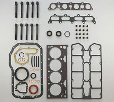 FULL ENGINE HEAD SUMP GASKET SET & BOLTS RENAULT CLIO WILLIAMS 2.0 16V F7R VRS