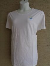 NWT Just My Size Essentials Sure Shape  Cotton S/S Crew Neck Tee Top 3X White