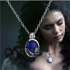 The Vampire Diaries katherine Pendant Antique Silver Necklace Gift