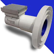 C1-PLL C-band LNBF - WiMAX WiFi 4G LTE Interference Filter - Phase Lock Loop LNB