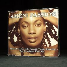 Amen - Passion - Mixes By Paul Van Dyk, Narcotic Thrust, Baby Doc - music cd EP