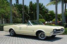 Oldsmobile: Cutlass Convertible