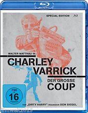 Charley Varrick - Der Große Coup [Blu-ray][Special Edition](NEU/OVP) Walter Matt