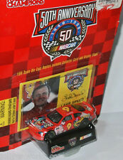 50th Anniversary 1998 - #9 FORD NASCAR * Cartoon Network red * Lake speed - 1:64