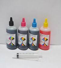 Bulk refill ink for HP inkjet printer 4 colors NEW YORK