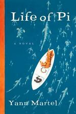 Life of Pi by Yann Martel (2002, Hardcover)