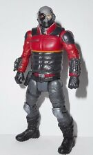 DC universe multiverse DEADSHOT Batman Arkham Asylum video game infinite heroes