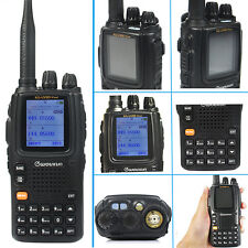Wouxun KGUV9D(Plus) Walkie Talkie UHF/VHF FM 2-Way Radio Cross-Band Repeater VOX