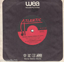 DELANEY & BONNIE & FRIENDS Never Ending Song Of Love / Don't Decieve Me 45