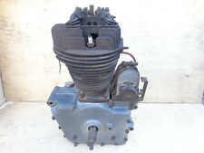 ROYAL ENFIELD 500 MODEL J  OF 1937 MOTORCYCLE ENGINE VALVE IN HEAD.