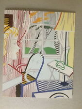 Roy LICHTENSTEIN, private view invito Card, Anthony d'offay Gallery, 1997