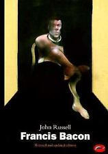 Francis Bacon (World of Art), Russell, John, Good Book