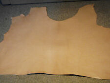 Leather Veg Vegetable Tan Shoulder 8/9oz Tooling Strap Belt Holster - 13-14sq ft