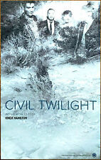 CIVIL TWILIGHT Story Of An Immigrant 2015 Ltd Ed RARE New Tour Poster