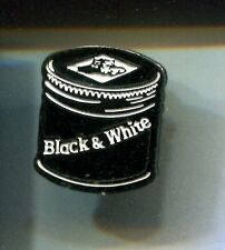 RARE PINS PIN'S .. ALCOOL VIN WINE SCOTCH WHISKY WHISKEY BOX BLACK & WHITE ~CT