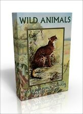 Wild Animals - over 520 public domain pictures on DVD inc. J. Smit, Keulemans