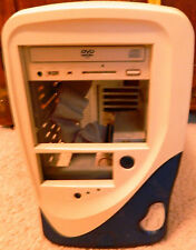 Mini -Tower ATX Computer Case with 350 Watt Power Supply Seven Card Slots