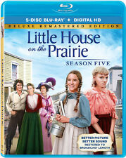 Little House On The Prairie: Season 5 Collection (2015, REGION A Blu-ray New)
