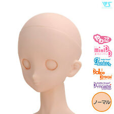 Volks Dollfie Dream Option Head DDH-06 without Makeup Eyehole Close Normal Skin