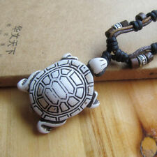 Hipsters Resin Tortoise Turtle Animals Necklace Pendant 1pc EX001