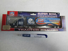 Indianapolis Colts  Super Bowl Championship  tractor-trailer truck semi