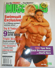 Musclemag Magazine C.J. Gibson Swimsuit Exclusive May 2005 121114R2