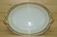 "Noritake Savannah Circa:1918 Oval Vegetable Serving Bowl 9 3/8"" x 6 5/8"""