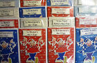 English Football Clubs 3D No.1 Fan Man Boys Birthday Card & Env. Over 15 Clubs!